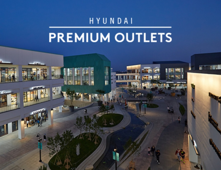Another Huge Outlet in the Gimpo Area