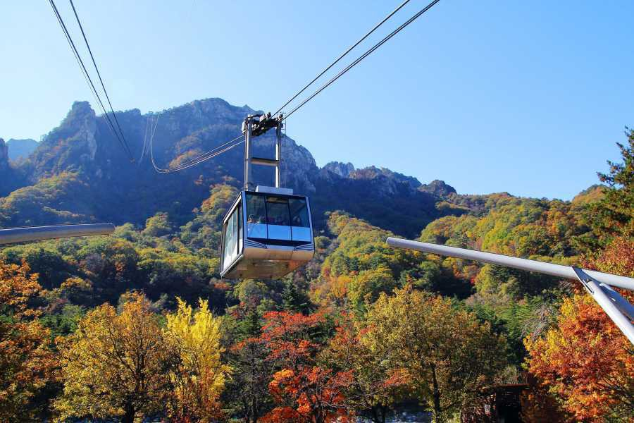 The First Mountain to Visit in Korea, Seoraksan!!