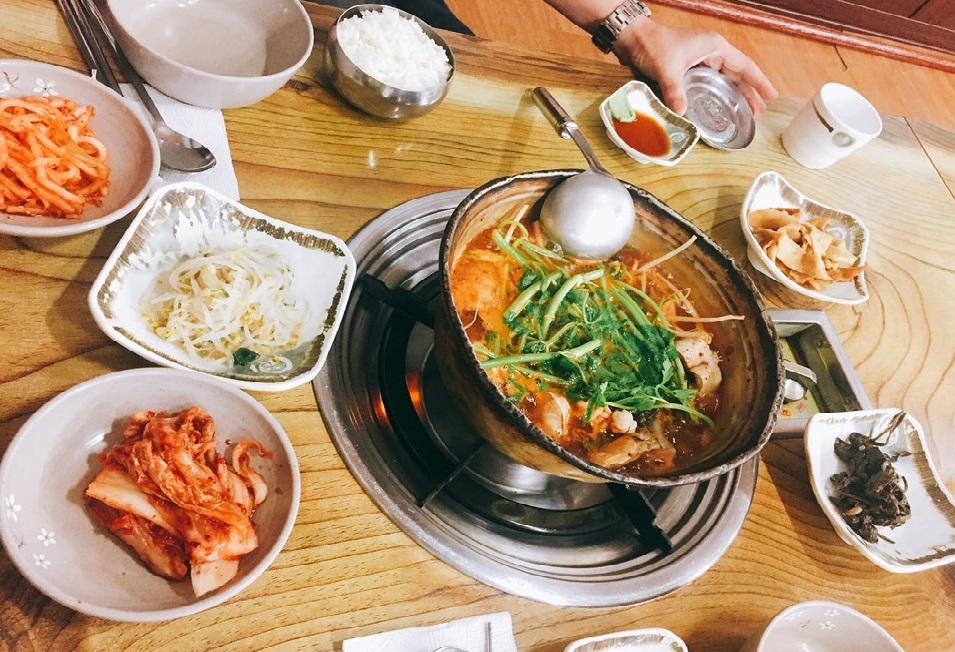 Such a Popular Korean Fish Stew, Dongtae Jjigae!!