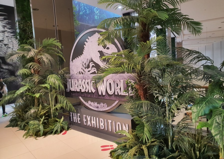 Asia's First Jurassic World Exhibition in Gimpo!!