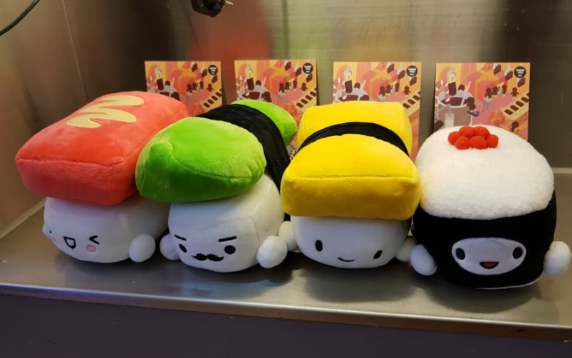 Fantastic Sushi Buffet Restaurant! Qoo Qoo!!